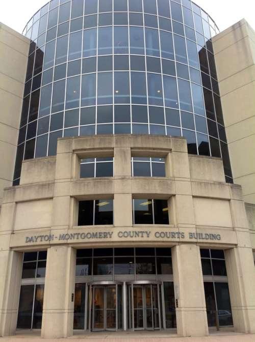Dayton - Montgomery County Courthouse in Ohio free photo