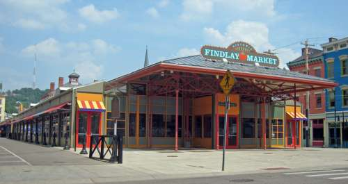 Findlay's Market in Cincinnati, Ohio free photo