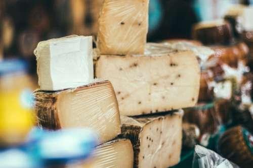 Fresh Black Cheese free photo