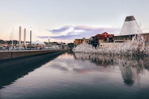 Glass Museum in Tacoma, Washington free photo