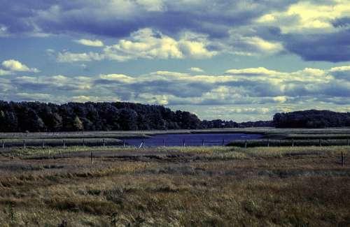 Great Bay National Estuarine near Portsmouth, New Hampshire free photo