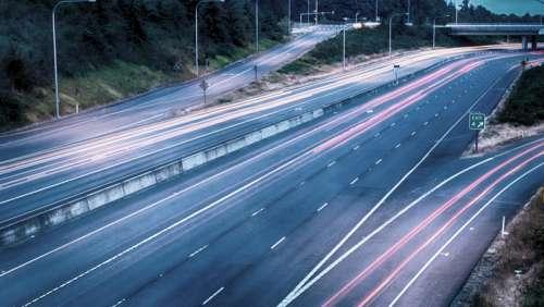 Highways near Tacoma, Washington free photo