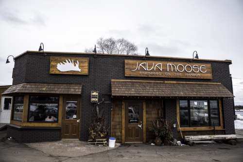 Java Moose Coffee Shop in Grand Marais, Minnesota free photo