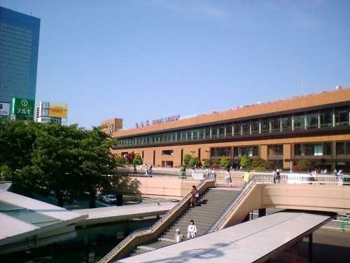 JR Sendai Station in Japan free photo
