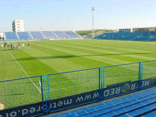 Juventud Stadium in Jerez, Spain free photo