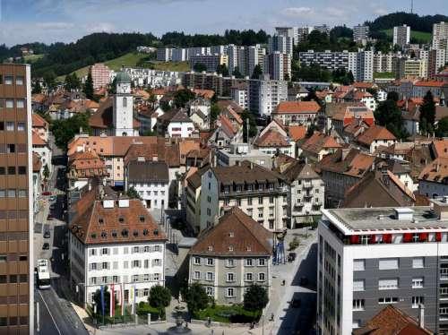 La Chaux de Fonds in Switzerland free photo
