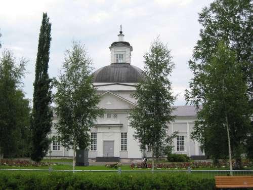 Lapua Cathedral in Lapua, Finland free photo
