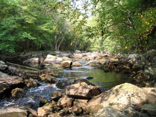 Little River in the Fall in Nova Scotia, Canada free photo