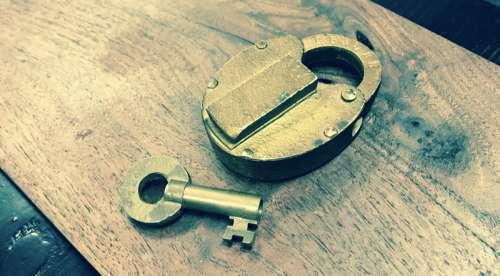 Lock and Key free photo