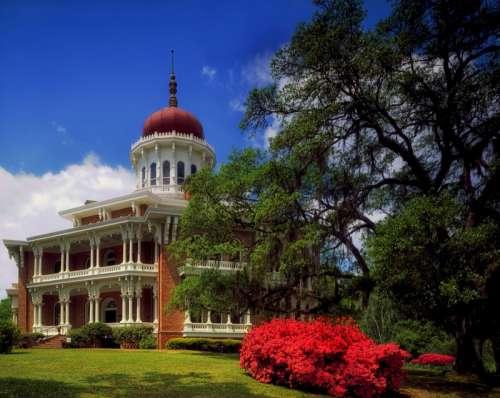 Longwood House in Natchez, Missisippi free photo