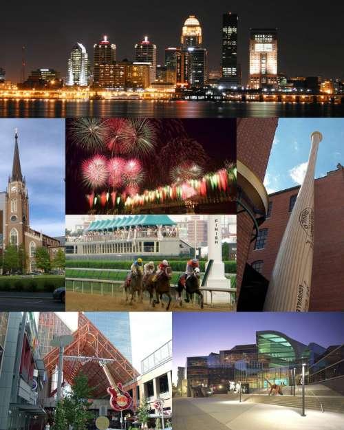 Louisville Montage in Kentucky free photo
