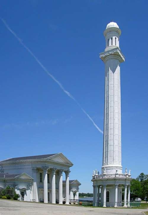 Louisville Water Tower in Kentucky free photo