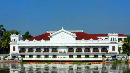Malacañang Palace, the residence of the president of the Philippines free photo