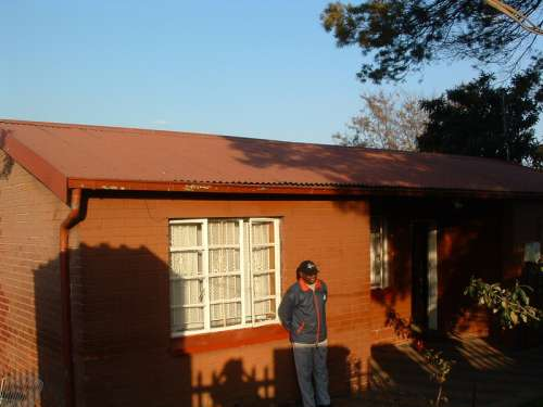 Mandela's House in Orlando in Johannesburg, South Africa free photo