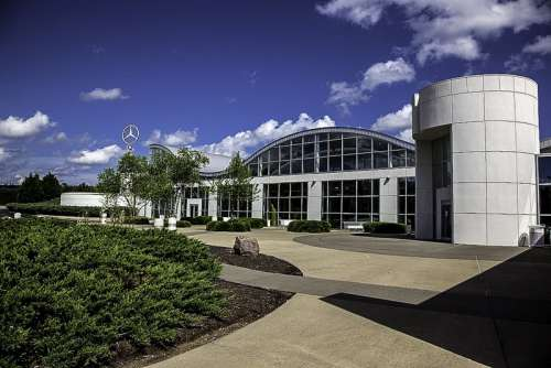 Mercedes Benz Facility in Alabama free photo