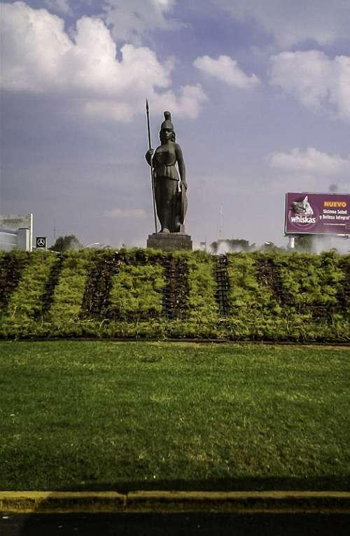 Minerva State in Guadalajara, Mexico free photo