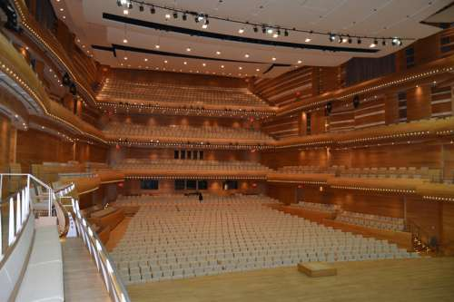 Montreal Symphony House in Quebec, Canada free photo
