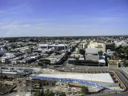 More Complete View of Perth, Australia free photo