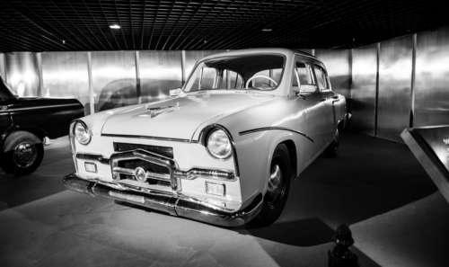 Old Vintage Car free photo