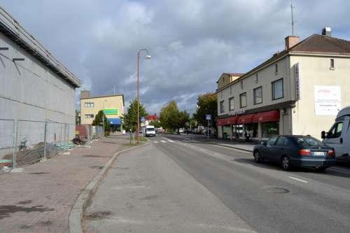 Orivesi center in Finland free photo
