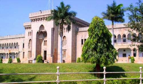 Osmania University College of Arts in Hyderabad, India free photo
