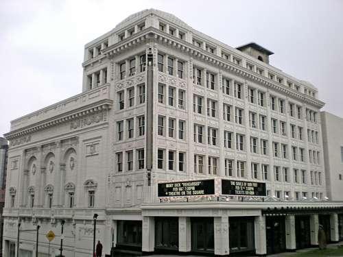 Pantages Theater in Tacoma, Washington free photo