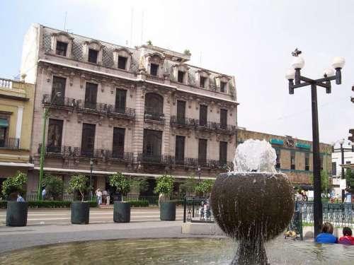 Plaza Universidad Guadalajara, Mexico free photo