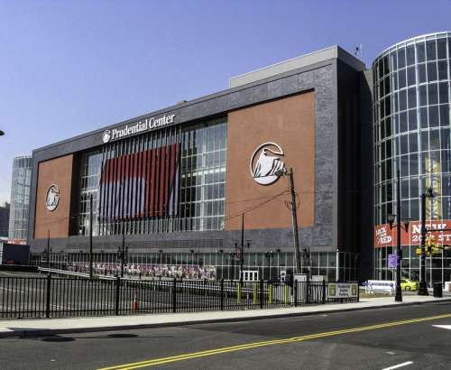 Prudential Center in Newark, New Jersey free photo