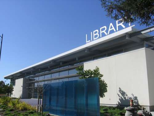 Santa Teresa Branch Library in San Jose, California free photo