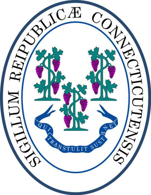 Seal of the State of Connecticut free photo