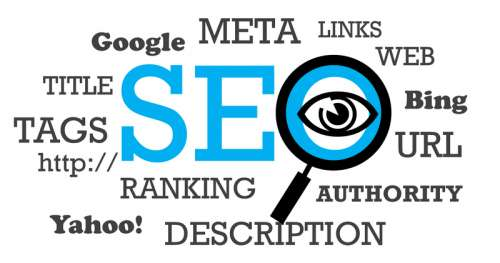 Search engine optimization - SEO sign free photo