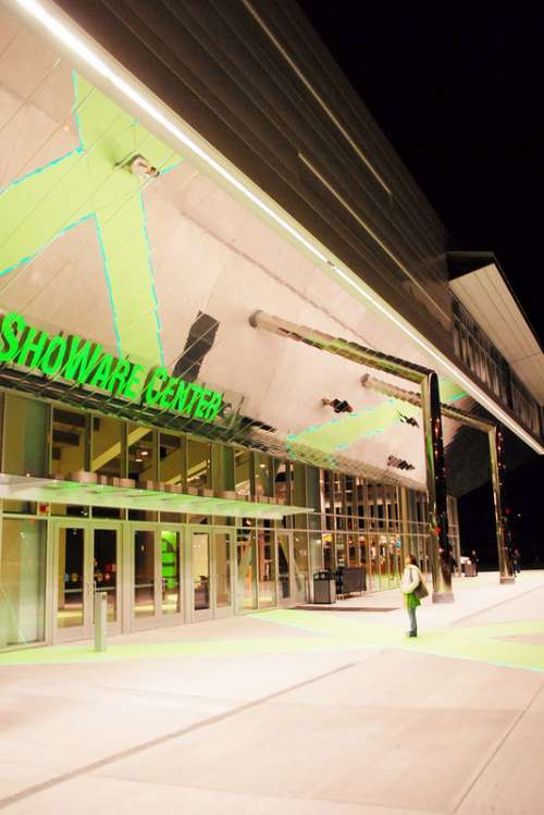 ShoWare Center Home of the Seattle Thunderbirds in Kent, Washington free photo