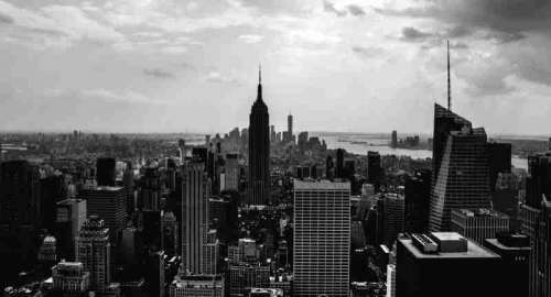 Skyline and Cityscape of New York free photo