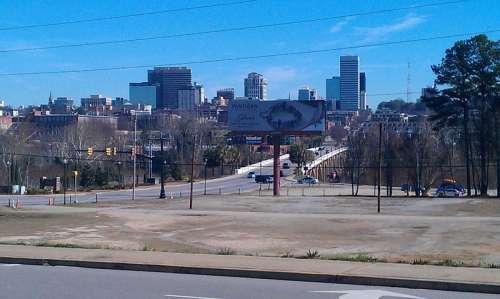Skyline of Columbia, South Carolina free photo