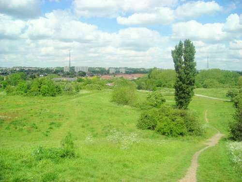 South Norwood Country Park in Croydon, England landscape free photo