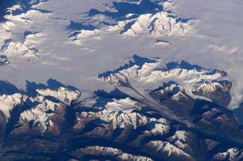 Southern Ice Fields in Chile free photo