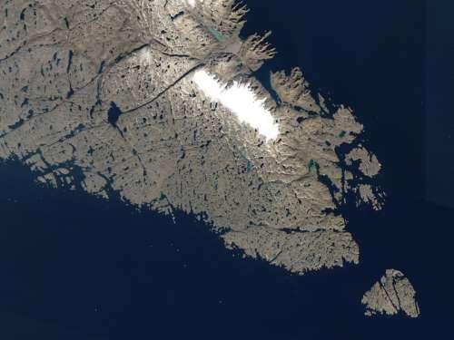 Southern Tip of Baffin Island, Nunavut, Canada free photo