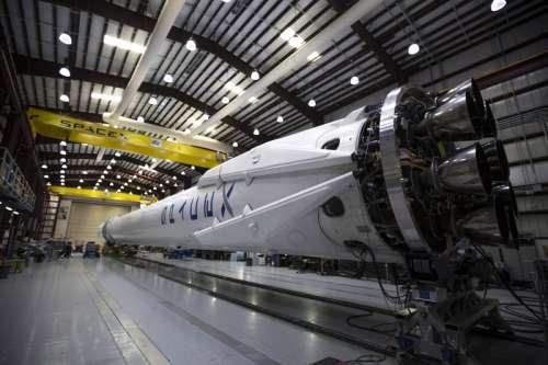 Space Rocket Technology free photo