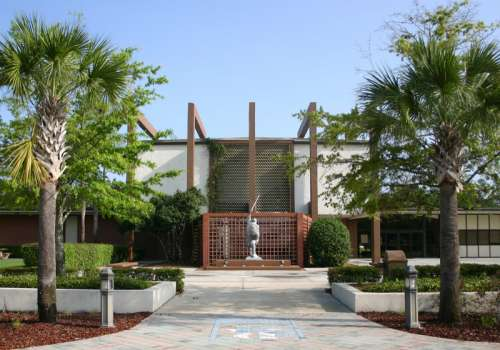 St. Johns River State College in Palatka, Florida free photo