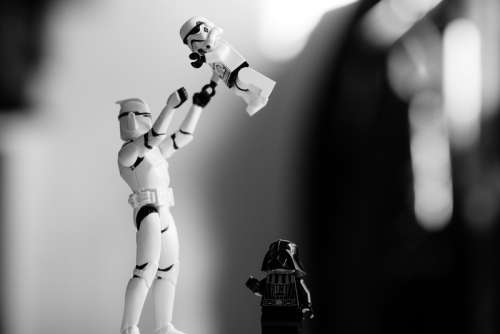Storm Troopers Image free photo