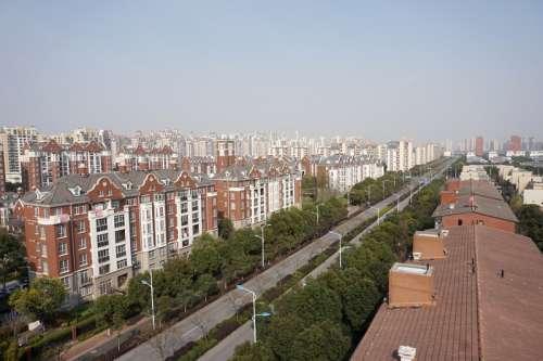Streets and Cityscape of Suzhou, China free photo