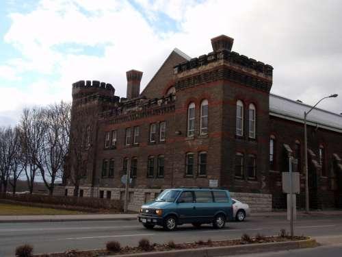 The Armoury in Brantford, Ontario, Canada free photo