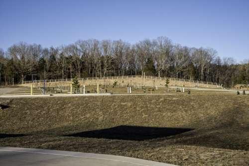 Timbuktu Campground at Echo Bluff State Park, Missouri free photo