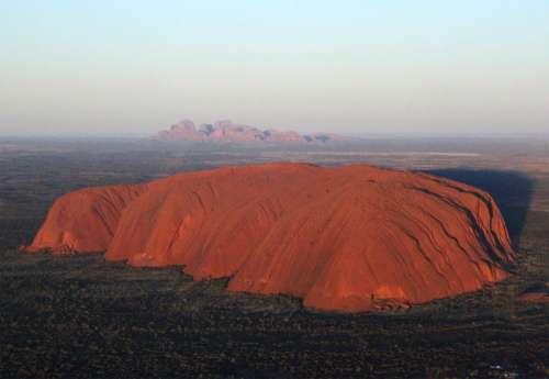 Uluru and Kata Tjuta in Northern Territory, Australia free photo
