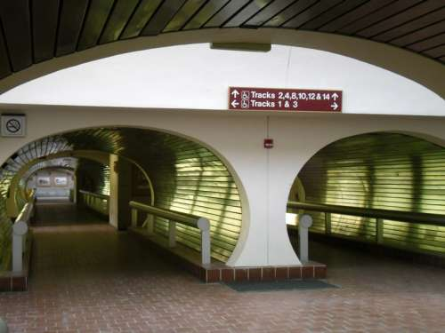 Union State Tunnel in New Haven, Connecticut free photo