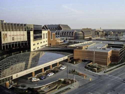 University Hospital in Indianapolis, Indiana free photo