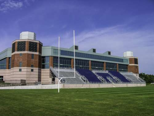 University of Rhode Island's Meade Stadium and Ryan Center free photo