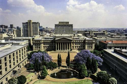 University of the Witwatersrand in Johannesburg, South Africa free photo