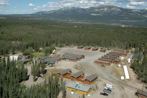 Whitehorse Cadet Summer Training Centre in the Yukon Territory, Canada free photo