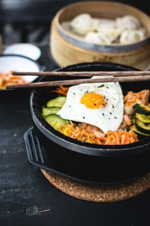 Korean-bibimbap-in-yamyam-berlin